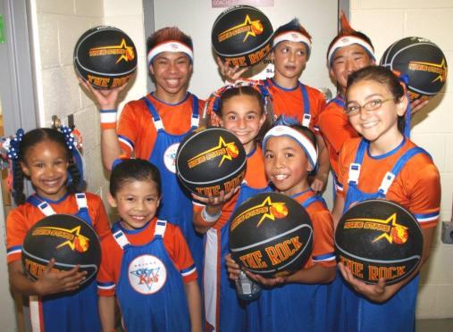 Knicks City Kids @ Rising Stars